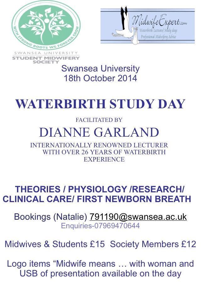 Event for Midwives, 18 October 2014
