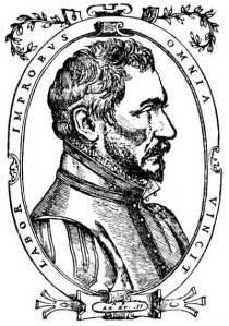 Ambroise Pare 1573 courtesy of wikimedia commons